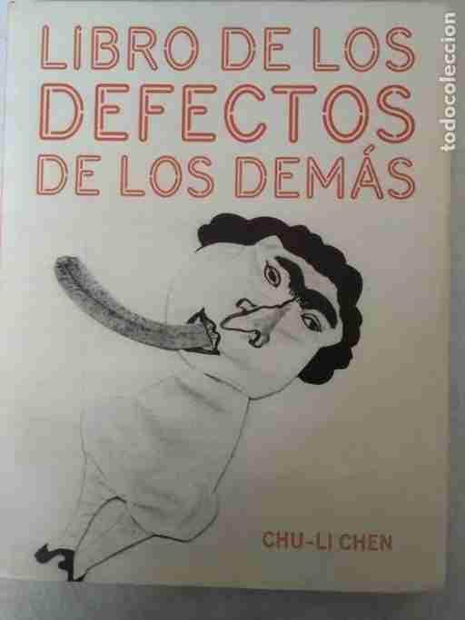 LIBRO DE LOS DEFECTOS DE LOS DEMAS